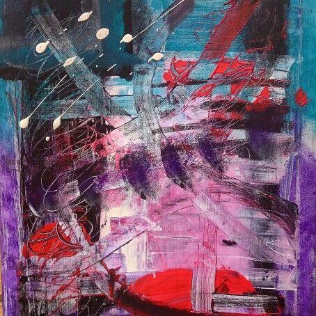 Original Abstract Art by wojtek.