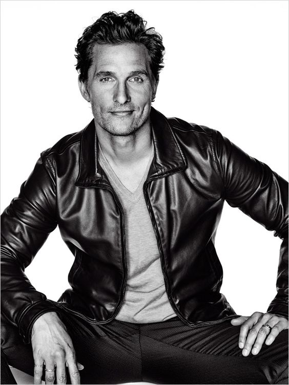Matthew McConaughey - L'Optimum Magazine's December 2014/January 2015 Photographed by Eric Ray Davidson.
