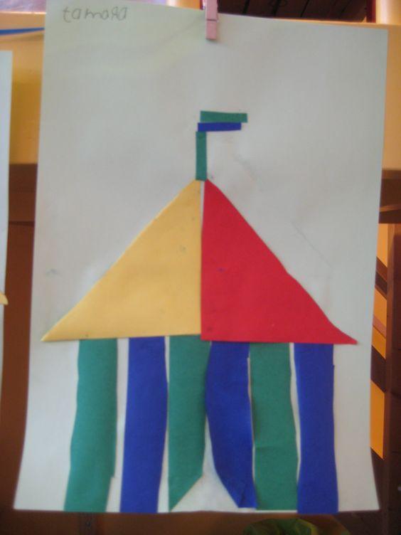 bricolage sur le cirque maternelle cp activit s pinterest
