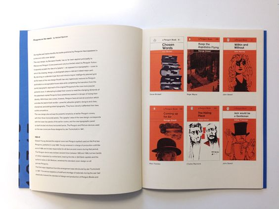 Creative Review - Typographica 5 facsimile edition: Penguins on the March.  Looks gorgeous. Ordered...