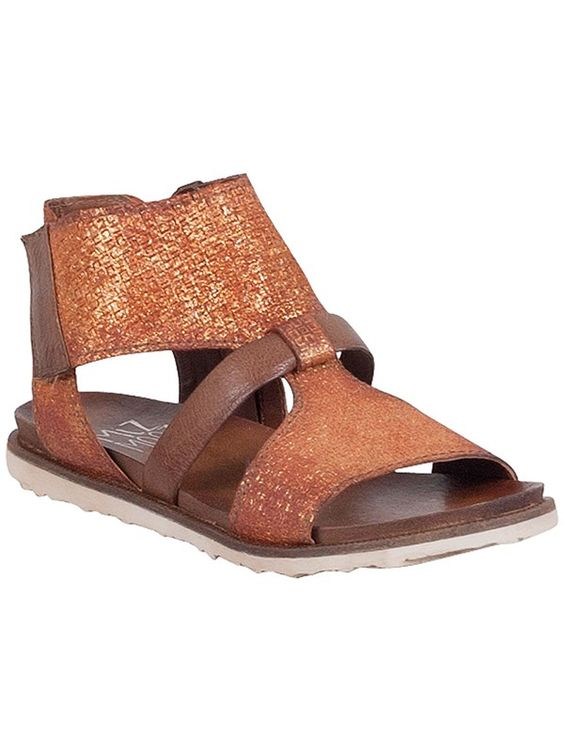 Leather Upper Leather Lining Cork Footbed Flexible Outsole