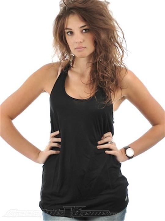 Volcom Black Stone Only Womens T-Shirt