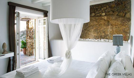 Mykonos Luxury Villas, Mykonos Villa Miley, Cyclades, Greece