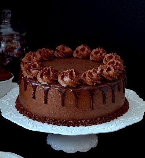 Retro7wonder4reverie Via Pinterest Em 2020 Bolo De Chocolate