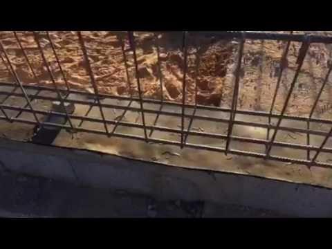 كيف نعزل الميدة من اسفل لمنع انتقال الرطوبة من الدفان الى الكرسي فالميدة فجدران الطابق الارضي