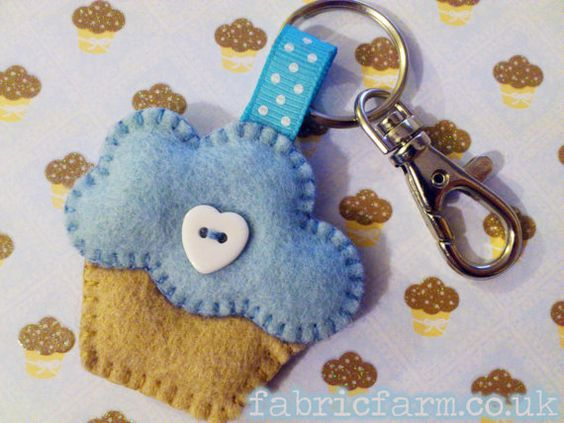 Hey, I found this really awesome Etsy listing at https://www.etsy.com/listing/120300872/blueberry-cupcake-felt-keyring-or-brooch