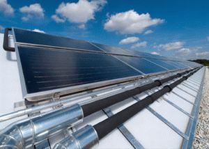 Impianti solari: quando il risparmio energetico vuol dire meno tasse