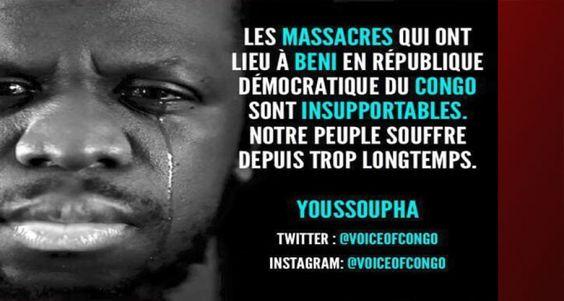 BENI : UN OCEAN DE SANG QUI FAIT DES SIENNES EN RDC www.sudexpressmedia.info