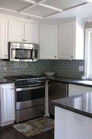 Best Home Grey Subway Tiles Subway Tile Backsplash And Grey 400 x 300