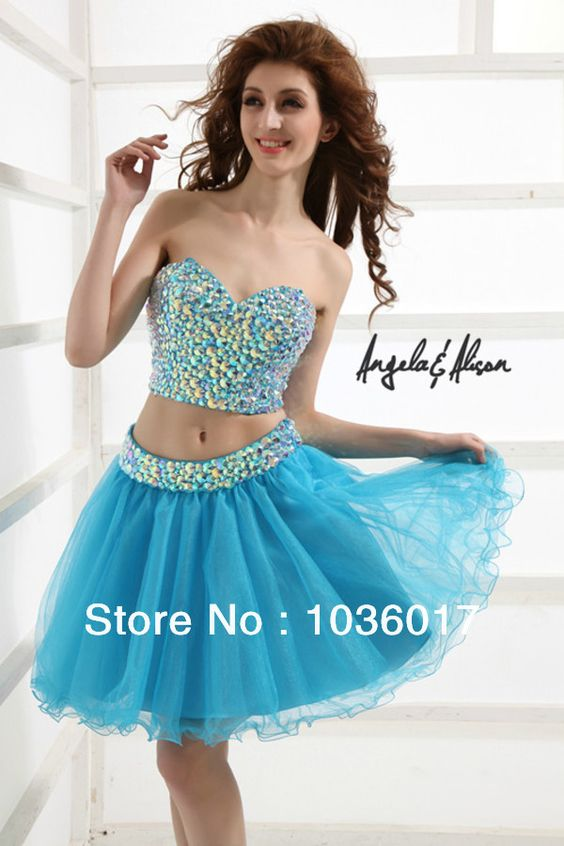 7642db2da Vestidos-de-15-a%C3%B1os-2015-nuevos-dulces-16-vestido-azul-Baby-Pink-bola- Quinceanera-Dresses-2015