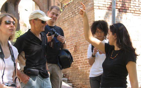 Stadtführung in Siena http://www.italien-mag.de/2015/07/sprachreise-nach-siena.html