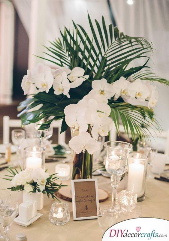 40 Great Ideas For Beautiful Diy Wedding Centerpieces Wedding