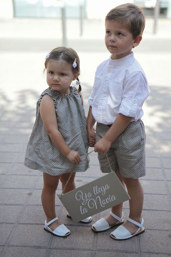 Confesiones de una boda: Niños
