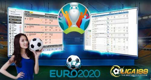 Agen Bola Taruhan Piala Euro 2020