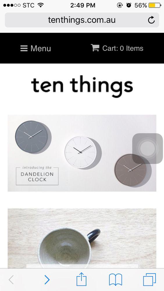 http://www.tenthings.com.au