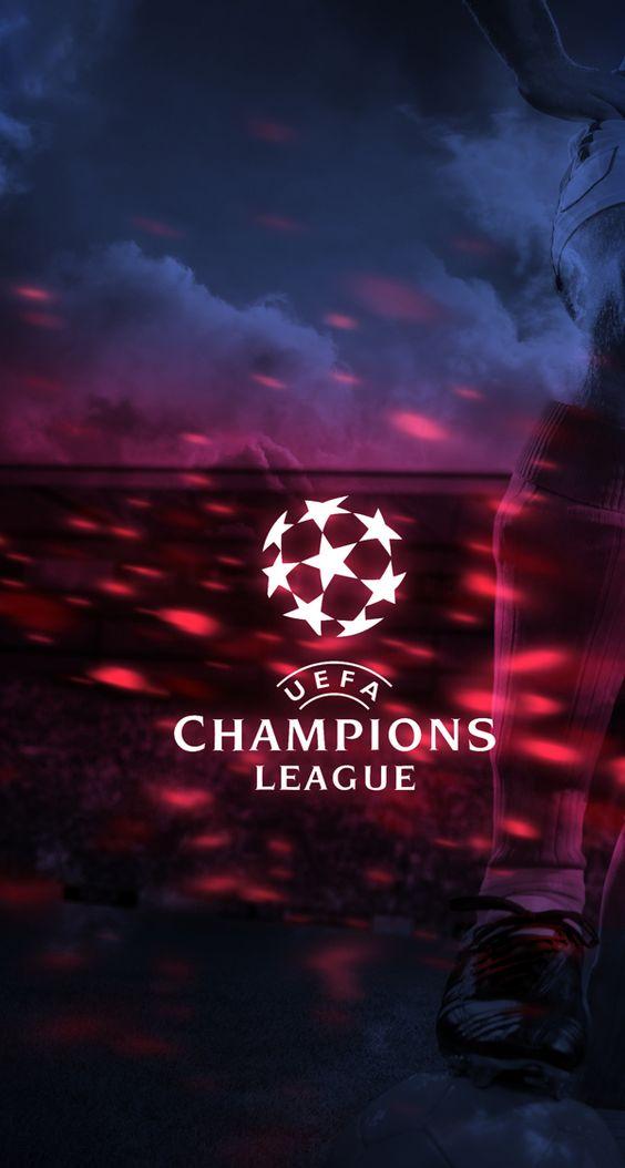 Uefa Champions League VS Series // by Kode Logic, via Behance