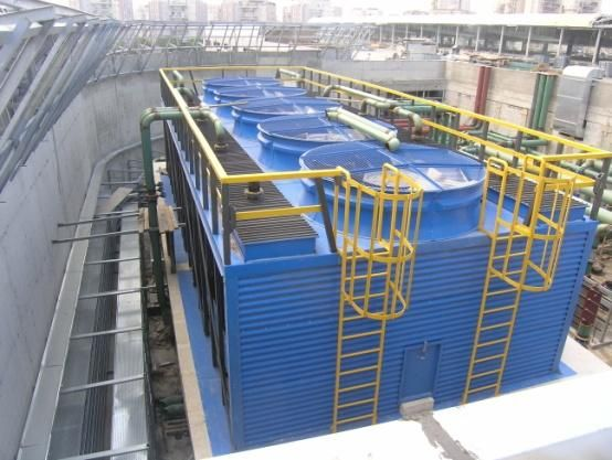 Cross Flow Cooling Tower Manufacturer Supplier Tower Tech