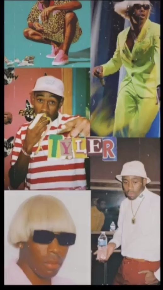 Tyler The Creator Iphone Wallpaper In 2020 Tyler The Creator