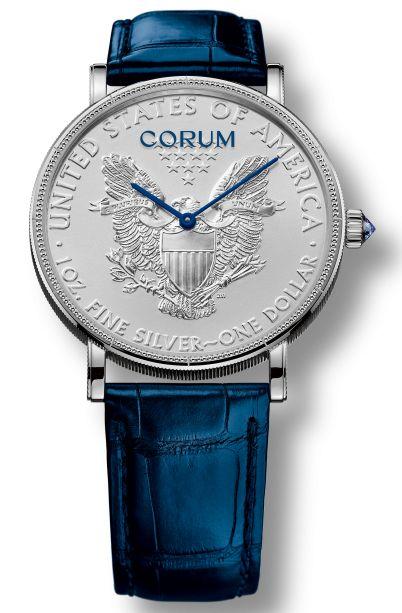 Corum Heritage Coin Ref. C082/03059