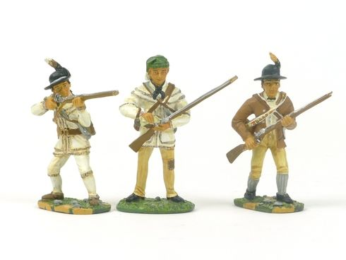 """W """"The Hornet's Sting"""" Confederate Casualty Set Britain 31259"""
