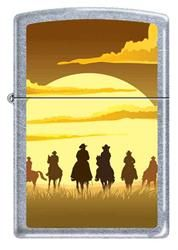 Into The Sunset Zippo Lighter