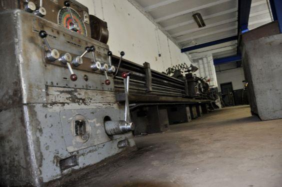 Drehmaschine gebraucht Meuser siehe Bilder zu verkaufen