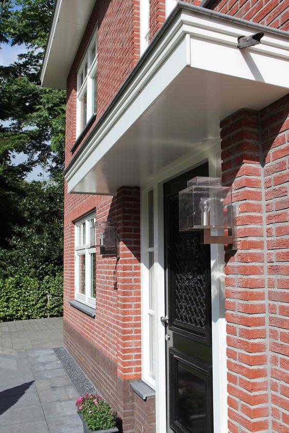 Jaren 30 hoekwoning, met oog voor detail te Ede   Korfker Architecten