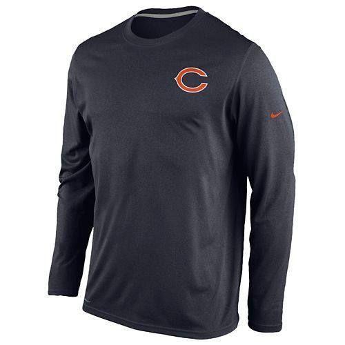 ... Nike Chicago Bears Authentic Logo NFL T-Shirt - White 19 best BEARS Die  Hard Fan images on Pinterest Chicago bears fe386fa4a