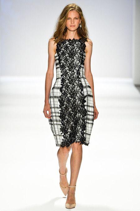Tadashi Shoji, Spring / Summer 2014, New York Fashion Week #NYFW #SS14