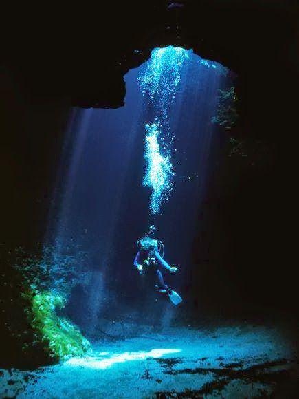 Blue Hole - Ichetucknee Springs, Florida I dove this spot ...