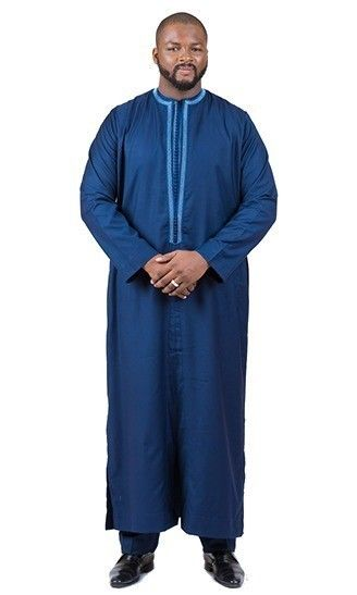 best kaftan Styles for Hausa Dudes