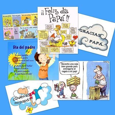 Carteles para el Día del Padre