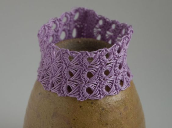 Links To More Than 10 000 Crochet Patterns And Pieces: Bracelets, Ravelry And Crochet Bracelet On Pinterest