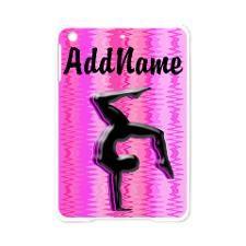 Dazzling Gymnast Ipad Mini Case http://www.cafepress.com/sportsstar/10114301  #Gymnastics #Gymnast #IloveGymnastics #Gymnastgifts #WomensGymnastics #Personalizedgymnast #Gymnastinspiration