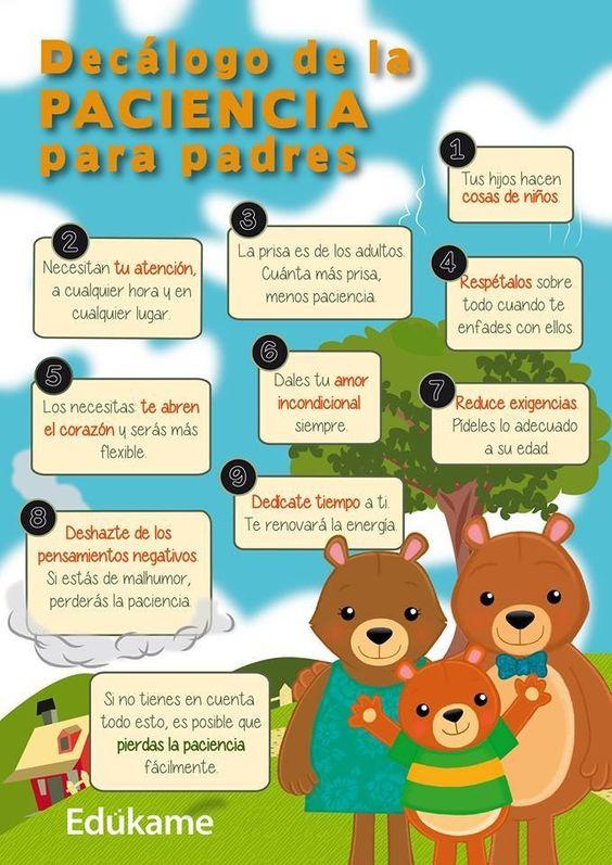 informarse para brindar una vida feliz a cada niño y niña...
