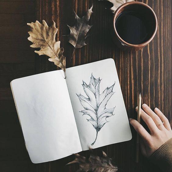 Καληνύχτα! Εκείνα τα φύλλα του φθινοπώρου· ποτέ δεν τα πήρε ο άνεμος… Α.Γεωργαλλίδης