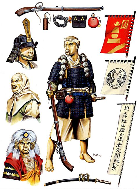 Japanese Warrior Monks AD 949-1603: Stephen Turnbull, Wayne ...