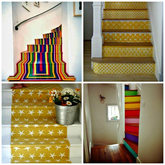 Transforme sua escada