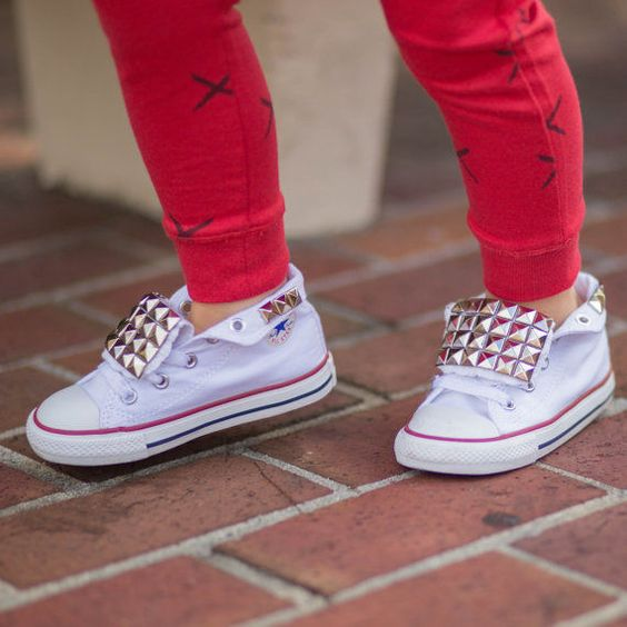 studded converse shoes kids toddlers from $60.0