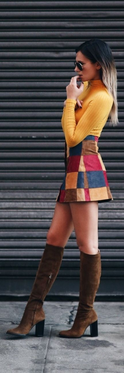 Patchwork / Fashion By We Wore What