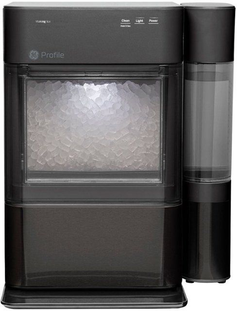 Ge Profile Opal 2 0 24 Lb Portable Ice Maker With Nugget Ice