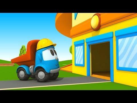 Leo Junior Bekommt Ein Neues Haus Deutsche Cartoons Youtube Deutsch Cartoon Kinder Lied Kinderlieder