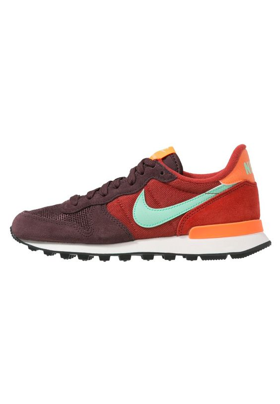 Kreiere den ultimativen Casual-Look! Nike Sportswear INTERNATIONALIST - Sneaker - mahogany/green glow/cinnabar/total orange für 89,95 € (17.11.15) versandkostenfrei bei Zalando bestellen.