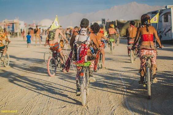Burning Man '15: The Day