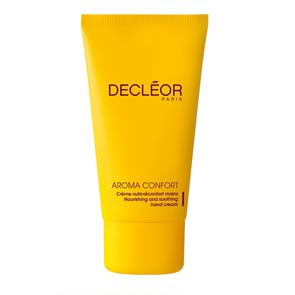 #Decleor Nourishing and Smoothing Hand Cream 50ml is a soft cream to nourish and protect hands from external elements.