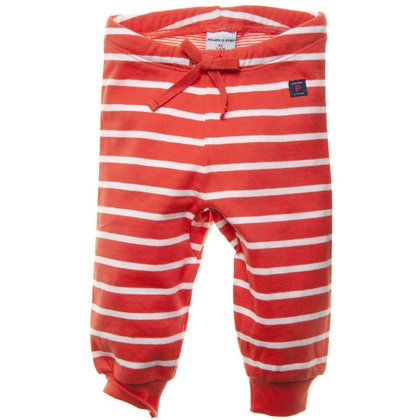 Signature Stripe newborn trousers from Polarn O. Pyret