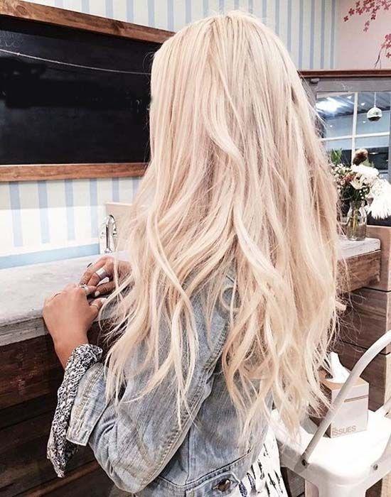 warna rambut beachy bronde
