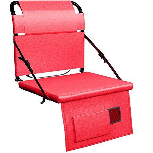 Stadium Seat Chair for Bleachers or Benches Enjoy Extra https – Chair for Bleachers