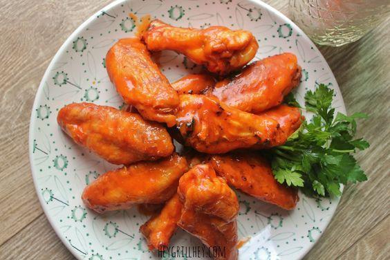 Ultimate Smoked Buffalo Chicken Wings 2