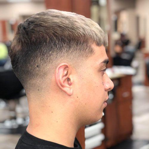 50++ Low drop fade haircut trends
